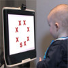 Infants' superior perception linked to later autism symptoms
