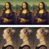 Catching the 'uncatchable smile' illusion in Leonardo da Vinci's La Bella Principessa Painting