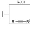 Difluorocarbene generated by decarboxylation