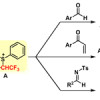Diastereoselective Johnson-Corey-Chaykovsky trifluoroethylidenation