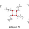 Aggregating anions or cations? H-bonding found to trump electrostatics in ionic liquids
