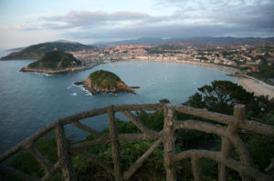 Fig. 1. Donostia – San Sebastian city the village where Nocardia donostiensis was discovered.