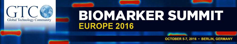Biomarker Europe Summit 2016