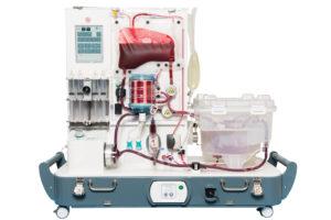 OrganOx metra(TM) normothermic liver perfusion device