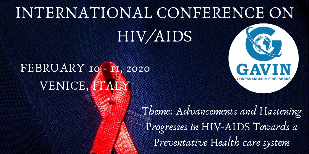 International Conference HIV AIDS