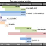 Average recovery timeline