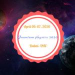 Quantum Physics 2020