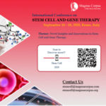 International Conference on Stem Cell & Gene Therapy 2020. AoS