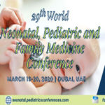 29th World Neonatal, Pediatric and Family Medicine Conference. AoS