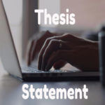 Tips to Craft an Effective Thesis. AoS