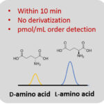AoS. A method for highly sensitive detection of D-amino acids.