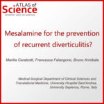 AoS.Mesalamine for the prevention of recurrent diverticulitis?