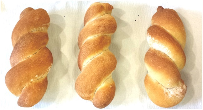 Atlas of Science. How to reduce salt in bread by fooling taste.