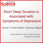 AoS.Short Sleep Duration is Associated with Symptoms of Depression