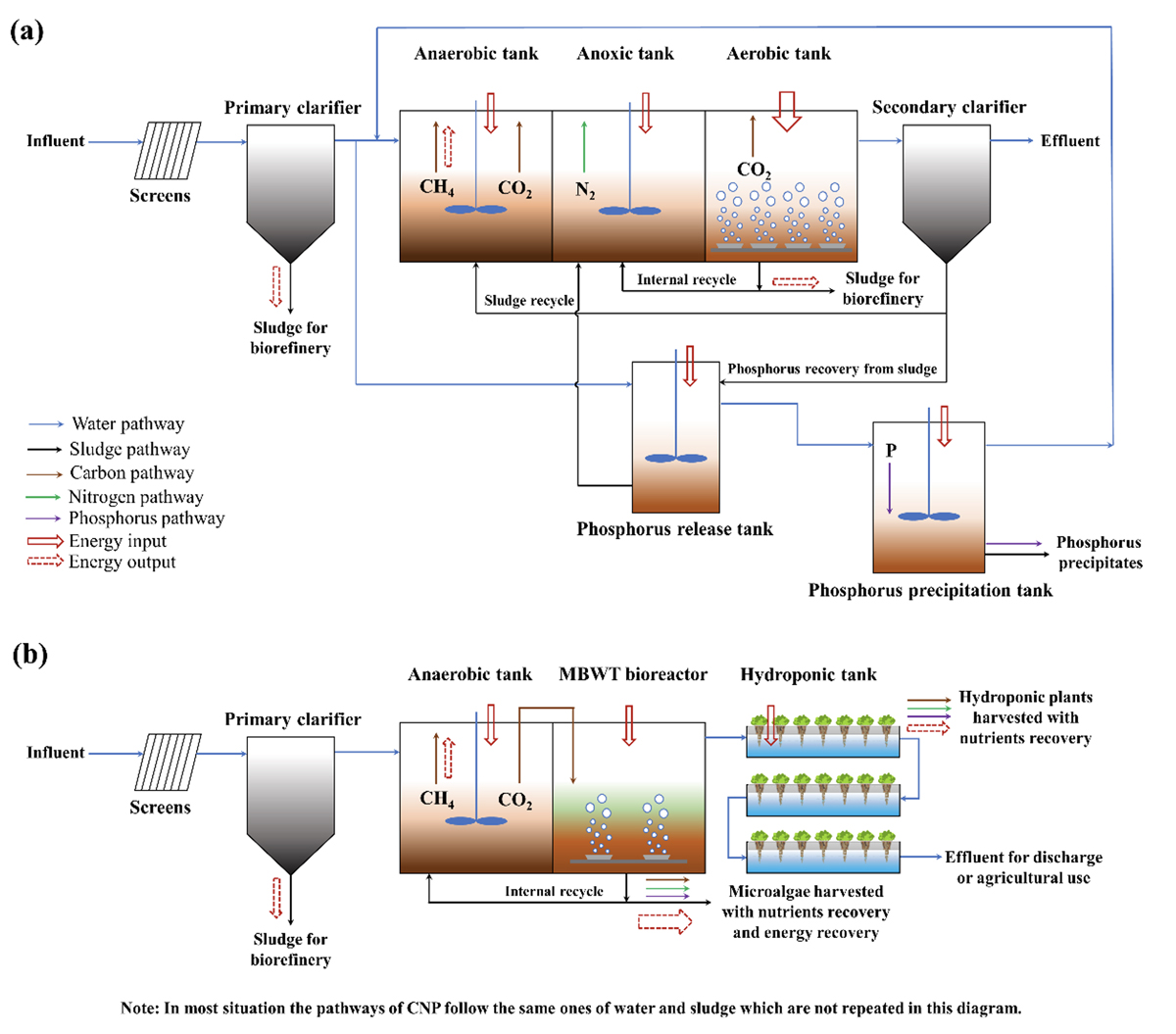 Atlas of Science. Microalgae-based wastewater treatment for nutrients recovery